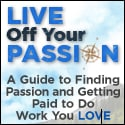 Live Off Your Passion by Scott Dinsmore at Live Your Legend